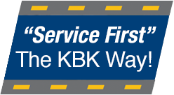 Service First - The KBK Way!