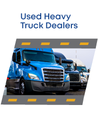 Used Heavy Truck Dealers