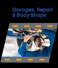 Garages, Repair & Body Shops